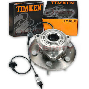 Timken Sp500301 Front Wheel Hub Bearing For Chevy Gmc Pickup Suburban 4wd 4x4