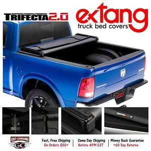 92985 Extang Trifecta 2 0 Tonneau Cover For Nissan Frontier 5 Bed 2005 2019