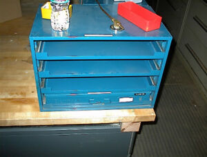 Parts Bolt Screw 4 Drawer Metal Cabinets Used With 4 Drawers Per Cabinet