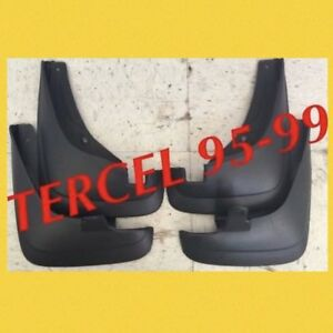 Mud Flap Set Fits 95 99 Toyota Tercel 1 5l