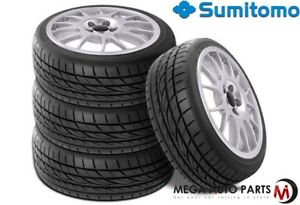 4 New Sumitomo Htrz Iii 225 45 17 94y Reinforced Ultra High Performance Tires