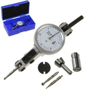 Anytime Tools Horizontal Dial Test Indicator Graduation 0 0005 Range 0 060