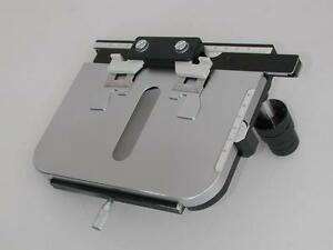 Nikon Microscope Stainless Steel Stage For Labophot 2 Series