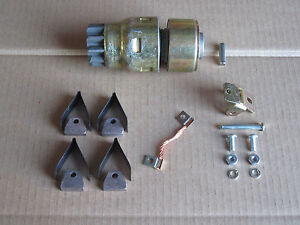 12v Starter Kit W Bendix Type Ii For Ih International 184 Cub Lo boy Farmall