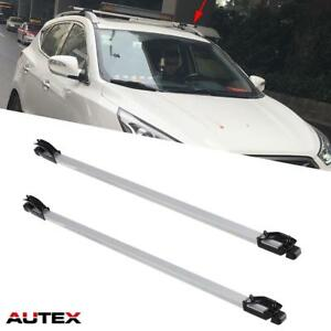 Autex 2 48 Car Cross Bar Top Luggage Roof Rack Cargo Carrier Aluminum Universal