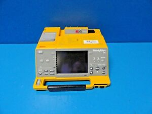 2007 Welch Allyn 971083e Pic Portable Intensive Care ecg Spo2 Co2 Monitor 17076