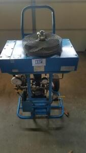 National Refrigeration Products Nrp Ac Refrigerant Recovery Unit Model Lv20
