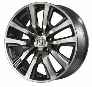 Genuine Honda Accord 19 Hfp Diamond Cut Alloy Wheel x1 13 17 08w19t3l101