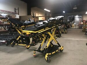 Stryker Power Pro Xt W Xps Bariatric Ambulance Stretcher Cot Ferno Ems Emt 3622
