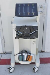 Integra Cusa Excel Ultrasonic Surgical Aspirator System As is