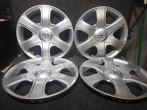 Toyota Matrix Hubcaps Wheel Covers 09 10 11 12 13 14 15 16 Factory Set 61149
