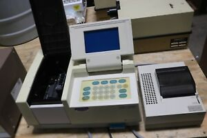 Shimadzu Uv 1201 Spectrophotometer With Printer