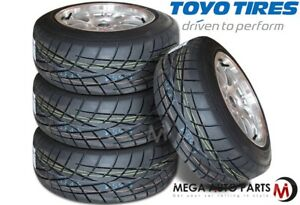 4 New Toyo Proxes R1r 205 50r16 87v Tires