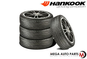 4 New Hankook H452 Ventus S1 Noble2 215 55r17 94w All Season Performance Tires