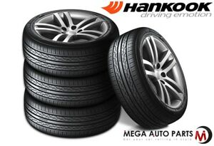 4 New Hankook H457 Ventus V2 Concept2 245 45r17 95v All Season Performance Tires