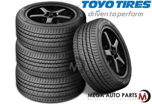 4 New Toyo Proxes 4 Plus 235 45r17 97w Ultra High Performance All Season Tires