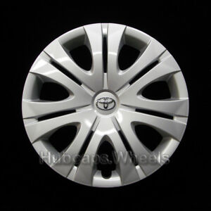 Toyota Corolla 2009 2010 Hubcap Genuine Factory Original Oem 61148 Wheel Cover