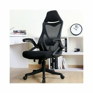 New Office Chair Heavy Duty Base W Smooth Silenced Rolling Pu Casters Black