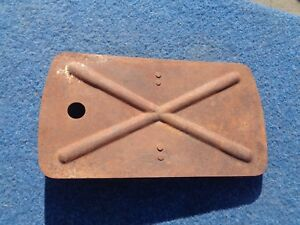 Dodge Truck Battery Cover Pickup 1948 1949 1950 1951 1952 1953
