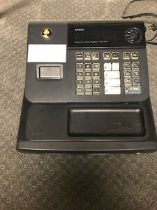 Casio Electronic Cash Register Pcr 272