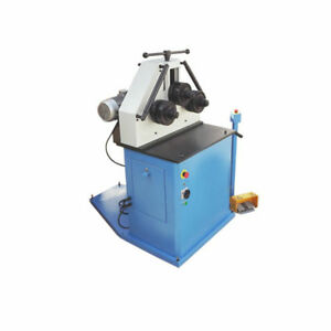 Band ring Roller Bending Machine 1hp Hv 3phase 220v Bending 1 1 4 Inch Tube Pipe
