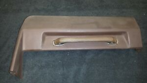 Amc Amx Javelin 68 69 Dash Crash Pad W grab Handle