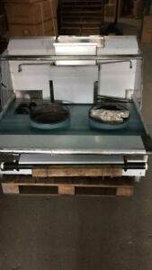 2 Compartment Chinese Wok Range 48 Long