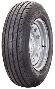 Gladiator Qr15 St205 75d15 Load C 6 Ply Trailer Tire