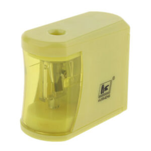 Automatic Electric Pencil Sharpener Battery Operated School Office Supplies