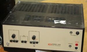 Krohn hite 7500 Dc 1mhz Wideband Power Amplifier