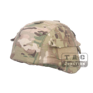 Emerson Tactical ACH MICH Helmet Cover with Pouch for ACH MICH TC- 2000 Helmet
