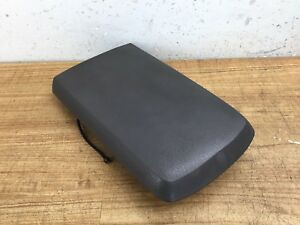 2002 2005 Ford Explorer Mountaineer Center Console Armrest Lid Leather Oem Used