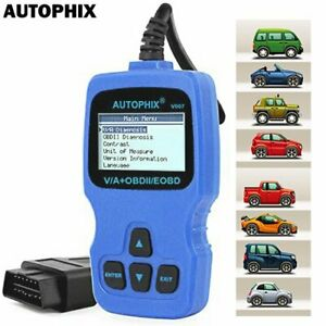 One Obd2 Car Diagnostic Scanner Abs Srs Eng Ecu Tpms Airbag Tool For Audi Vw Gti