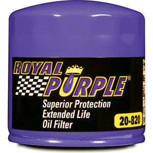 Royal Purple Ltd Engine Oil Filter 20 820