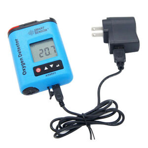 Oxygen Meter Portable Oxygen Meter o2 Concentration Detector With Lcd