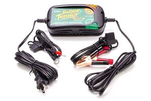 Battery Tender Plus High Efficiency 12v Battery Charger P N 022 0185g Dl Wh