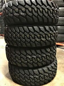 4 New Atlas Tire Priva M t Lt305 70r16 Load E 10 Ply Mt Mud Tires
