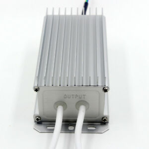 Waterproof Ip67 Led Driver Power Supply 24v Dc 100w For Led Strip