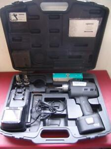 Uponor Propex 150 Expander Tool Cordless 14 4v Battery