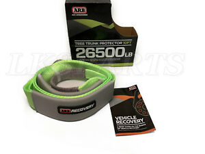 Arb Tree Saver Protector Tow Strap Green 10 Ft Length Arb730lb New