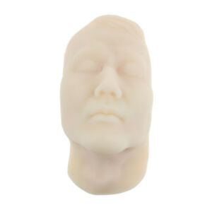 Silicone Head Model Facial Injection Practice Model Educational Tool