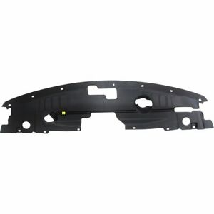 Radiator Support Cover For 2013 2016 Nissan Pathfinder Grille Upper Cover