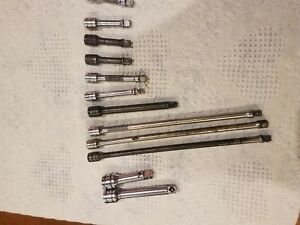 Snap On Tools Extensions 12 Total