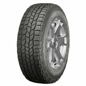 4 Cooper Discoverer At3 4s P265 70r16 112t All Terrain A t Tires