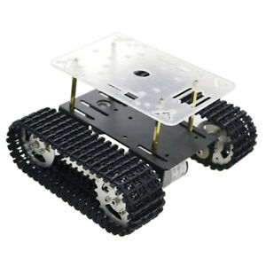 Smart Robot Tank Chassis Tracked Car Motor For Arduino Robot Toy Part T101