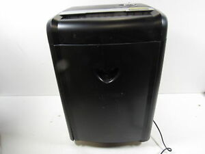 12 sheet High security Micro cut Paper Cd And Credit Card Shredder