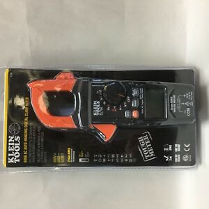 New Klein Tools Cl700 600 amp Ac Auto Ranging Digital Clamp Meter fk2003536