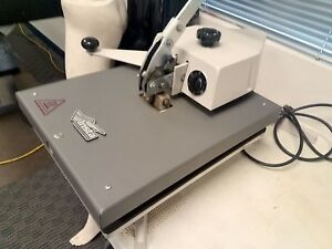 Insta Heat Press Seal Machine Model 221 15x20