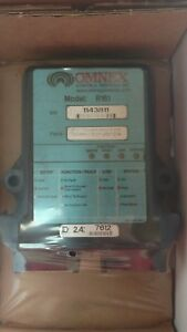 Omnex R161 Receiver With Maxrod Antenna Used