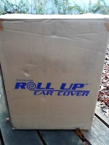 The Amazing Roll Up Car Cover Medium